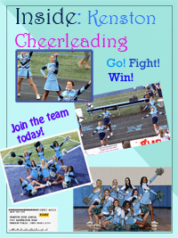 Inside: Kenston Cheerleading