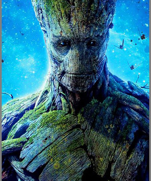 Groot (from Guardians of the Galaxy)