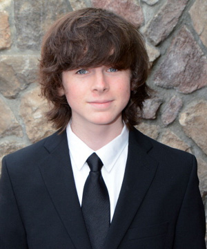 Carl Grimes (from the Walking Dead)