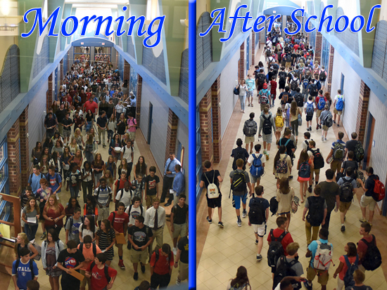 First Day of the 2015 School Year!