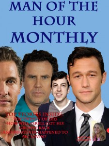 Man Of The Hour Monthly