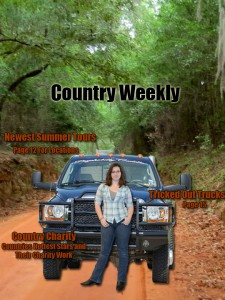 Courtney Welker Magazine