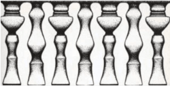Do you see the women or the pillars?