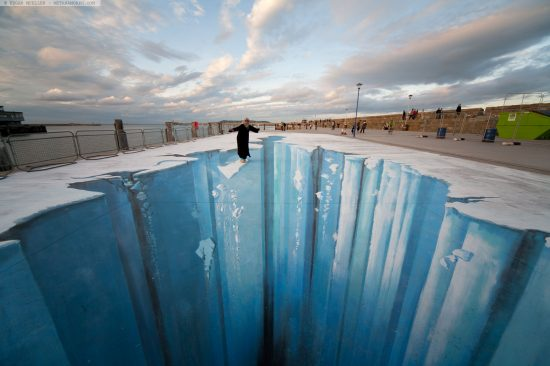ice illusion