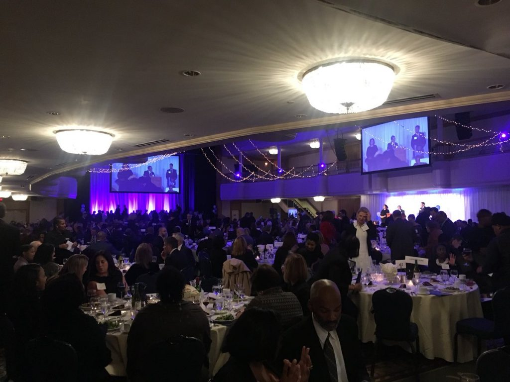 63rd Annual Humanitarian Award Dinner at the Renaissance Hotel