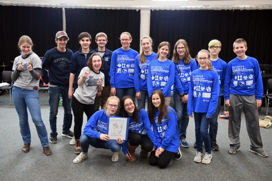 Kenston Science Olympiad Tournament