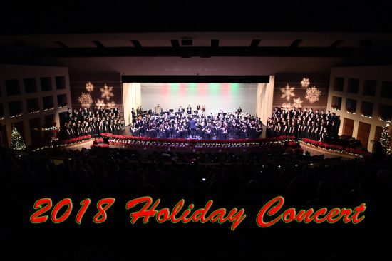 2018 Holiday Concert
