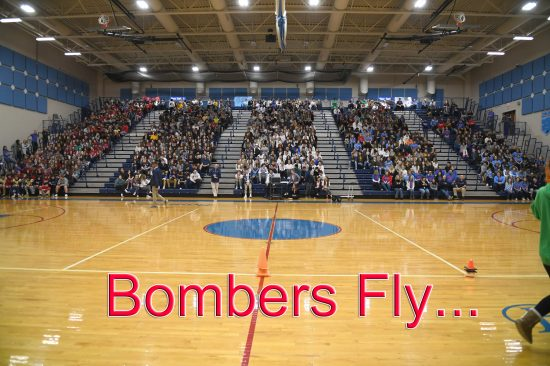 Bombers Fly...