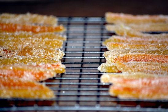 National Candied Orange Peel Day
