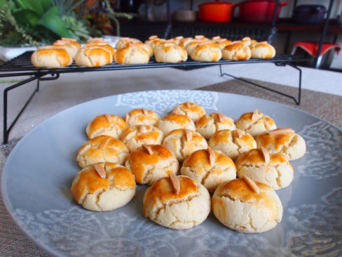 National Chinese Almond Cookies Day