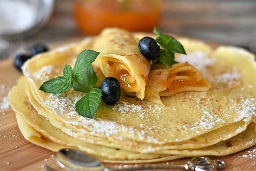 National Crepe Suzette Day