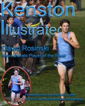 News-Herald Player of the Week - David Rosinski