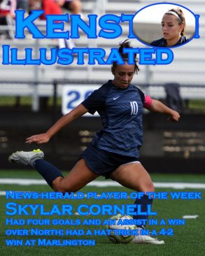 News-Herald Player of the Week - Skylar Cornell