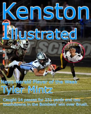 News-Herald Player of the Week - Tyler Mintz