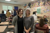 Mrs. Erin DiRocco and Mrs. Marcy Gurd