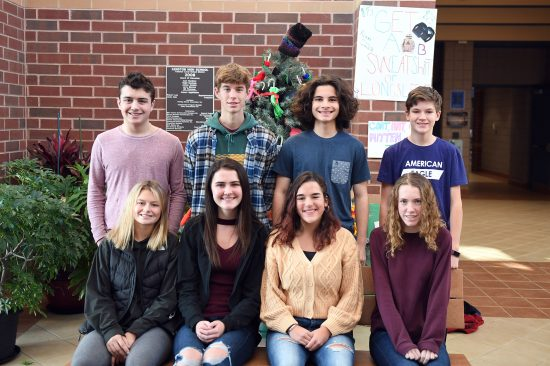 Congratulations December Students of the Month!