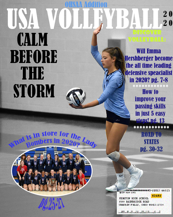 USA Volleyball- OHSAA Addition