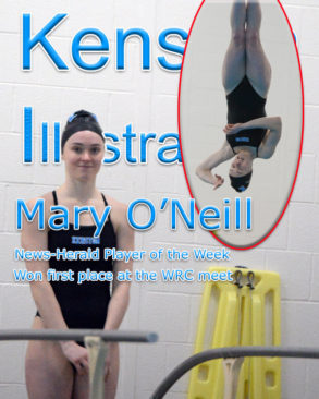 News-Herald Player of the Week: Mary O'Neill