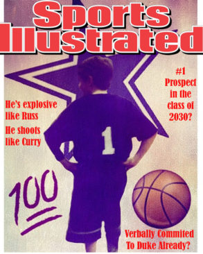 Anthony Franklin Sports Illustrated Cover