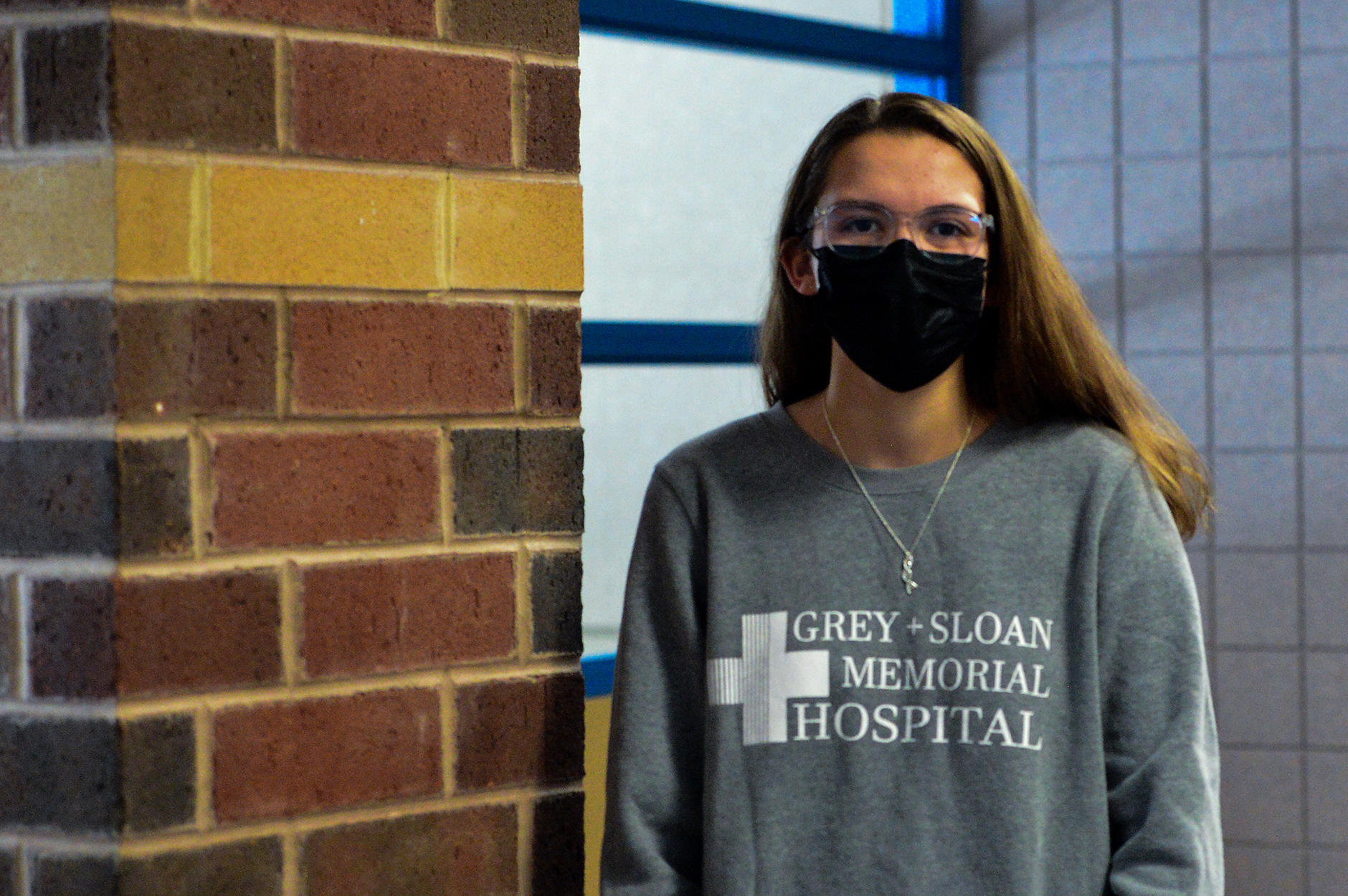 Picture of web design student Aly Stefancin